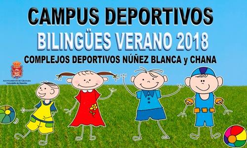 Campus Deportivo de Verano 2018