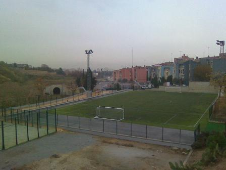 Polideportivo Casería de Montijo