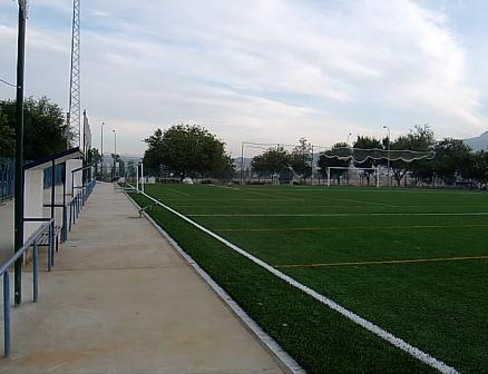 Polideportivo Molino Nuevo