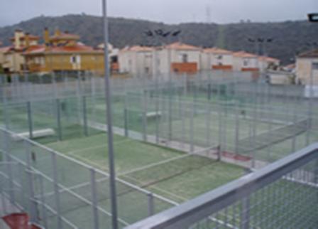 Centro de Pádel Sierra Nevada