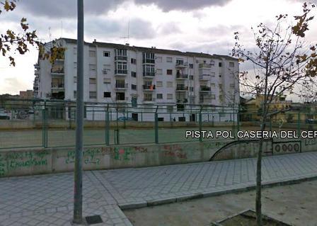 Pista polideportiva Casería del Cerro