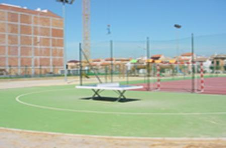Pistas recreativas Barrio de la Cruz