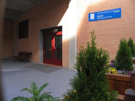 Centro Medicina Deportiva